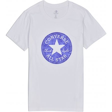 Converse SEASONAL CHUCK PATCH PALM FILL TEE