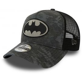 New Era 9FORTY AF TRUCKER KIDS CAMO BATMAN