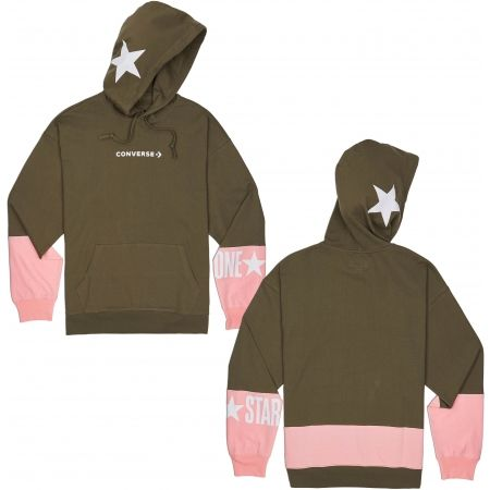 Converse ONE STAR LW PO HOODIE