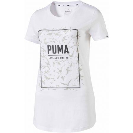 Puma FUSION GRAPHIC TEE