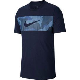 Nike DRY TEE CAMO BLOCK