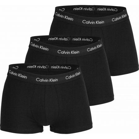 Calvin Klein 3 PACK LO RISE TRUNK