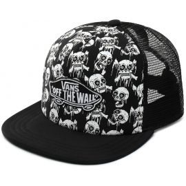 Vans BY CLASSIC PATCH TRUCKER PLUS BOYS GLOW SKULLS