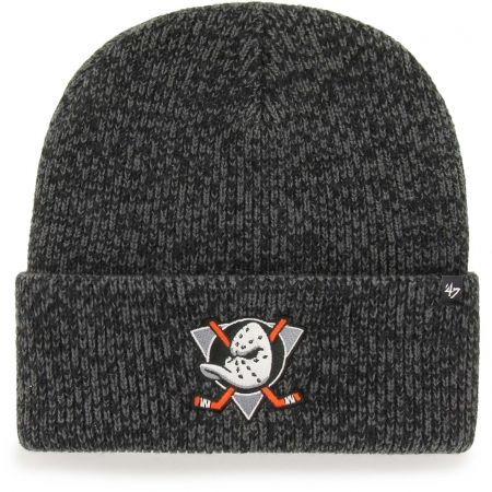 47 NHL Anaheim Ducks Brain Freeze CUFF KNIT