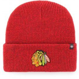47 NHL Chicago Blackhawks Brain Freeze CUFF KNIT