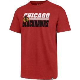 47 NHL CHICAGO BLACKHAWKS SHADOW CLUB TEE
