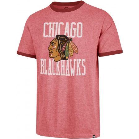 47 NHL CHICAGO BLACKHAWKS BELDIRGE CAPITAL RINGER