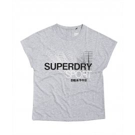 Superdry CORE SPLIT BACK TEE