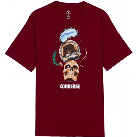 Converse SKULL HELMET TEE