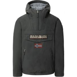 Napapijri RAINFOREST POCKET DARK GREY SOLID