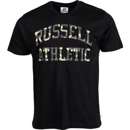 Russell Athletic CAMO PRINTED S/S TEE SHIRT