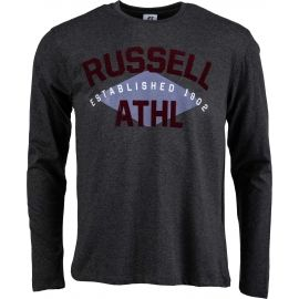 Russell Athletic L/S CREWNECK TEE SHIRT ESTABLISHED 1902