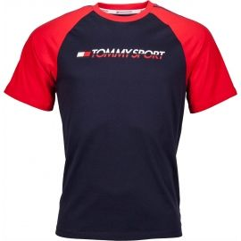 Tommy Hilfiger LOGO TEE WITH TAPE