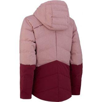 Dámská péřová bunda
