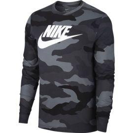 Nike NSW LS TEE CAMO M