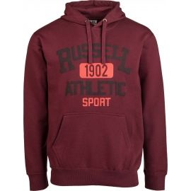 Russell Athletic PRINTED HOODY SWEATSHIRT