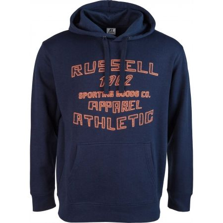 Russell Athletic PRINTED HOODY SWEATSHIRT APPAREL ATHLETIC