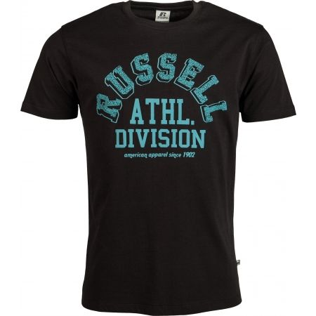 Russell Athletic ATHL.DIVISION S/S CREWNECK TEE SHIRT