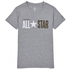 Converse ALL STAR SHORT SLEEVE CREW T-SHIRT
