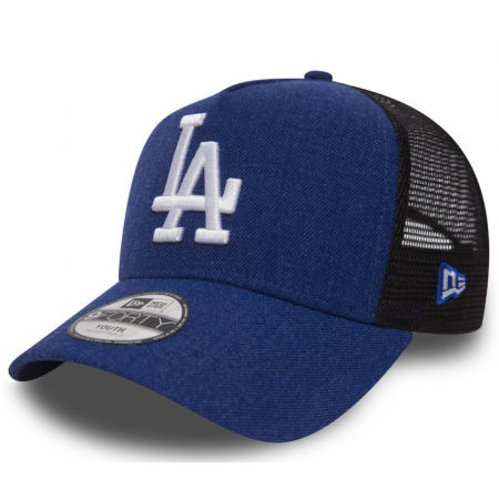 New Era 9FORTY K SEAS AFRAME TRUCKER YTH LOS ANGELES DODGERS