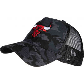 New Era NEW ERA 940 W CAMO TEAM A FRAME TRUCKER WMNS CHICAGO BULLS