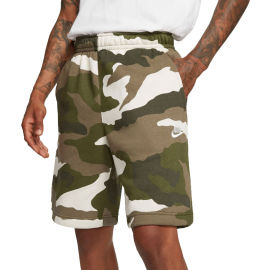 Nike NSW CLUB SHORT BB CAMO M