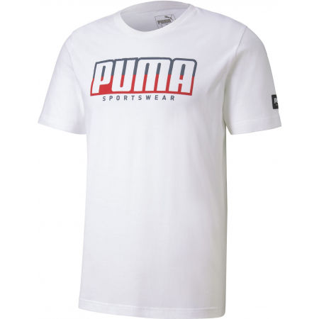 Puma ATHLETIC TEE BIG LOGO