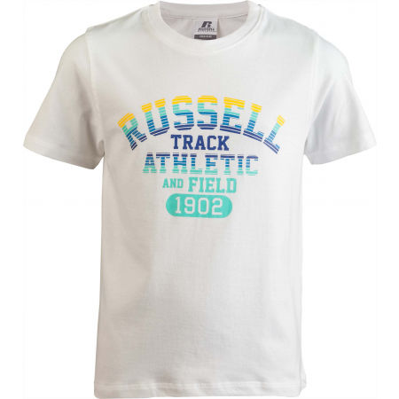 Russell Athletic TRACK SS/S CREWNECK TEE SHIRT