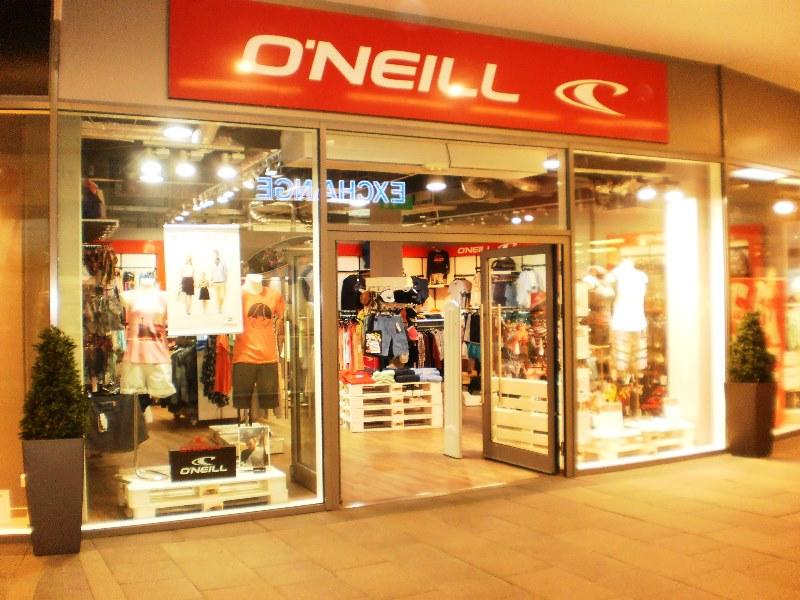 O'Neill Praha - Fashion Arena Outlet Center Štěrboholy